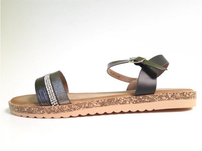 Rock Spring dámské sandály TRL 977 Pewter