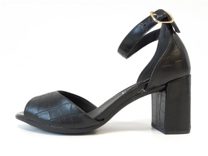 Piccadilly sandály 685 007-2 černé