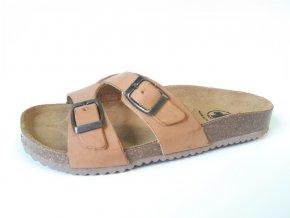 Mediline dámské pantofle 98 béžové (Velikost 42)