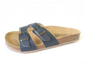 Mediline dámské pantofle 98 modré (Velikost 42)