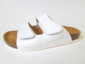 Mediline dámské pantofle 99 bílé (Velikost 42)