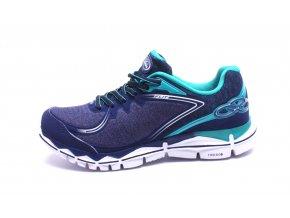 Olympikus dámská sportovní obuv Flit Cobalto/Turquoise