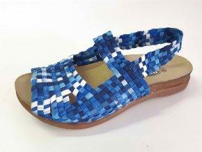 Rock Spring gumičková obuv Lisboa W Ocean