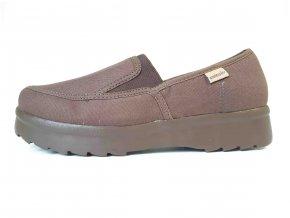 Azaleia dámská obuv 630 187 hnědá