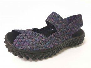 Rock Spring gumičková obuv Sofia Galaxy