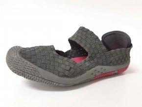 Rock Spring gumičková obuv Reunion Grey