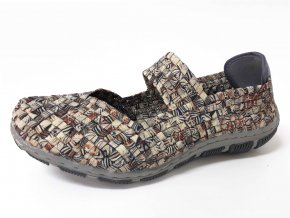 Rock Spring gumičková obuv Cape Town Munk