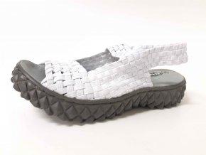 Rock Spring gumičková obuv Tropicana White