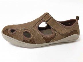Rock Spring dámské sandály Deli Brown