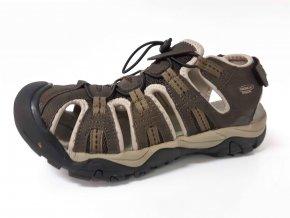 Rock Spring pánské sandály Ordos Dk.Brown/Dk.Beige