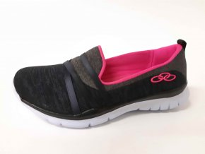 Olympikus dámská obuv Angel Stripe Black/Pink