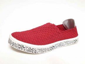Rock Spring gumičková obuv Warhol Neon Fuchsia