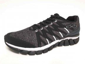 Olympikus dámská sportovní obuv Globe Black/White