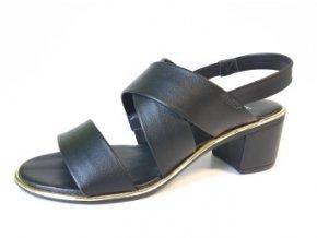 Sandálky Beira 8379.105 černé