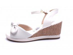 Piccadilly sandály 408 132-18 bílé