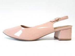 Piccadilly sandály 738001-29 růžové