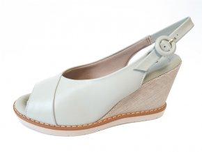 Piccadilly sandály 428 009-1 mentolové