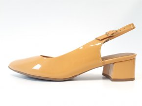 Piccadilly sandály 738 001-25 žluté