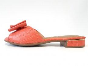 Piccadilly pantofle 558 007-26 korálové