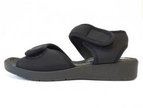 Piccadilly sandály 561 025-9 černé