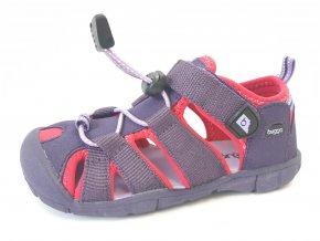 Bugga dětské sandály B150-03 fialové