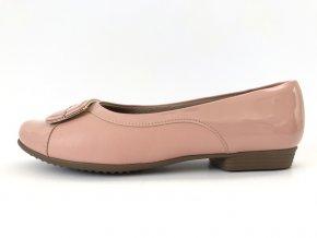Piccadilly baleríny 251 063-6 růžové