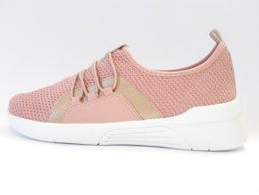 Piccadilly tenisky 970 037-3 růžové