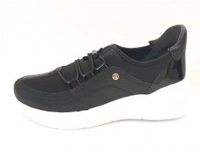Piccadilly tenisky 959 003-2 černé