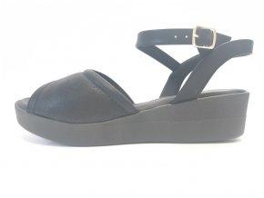 Piccadilly sandály 530 052-3 černé