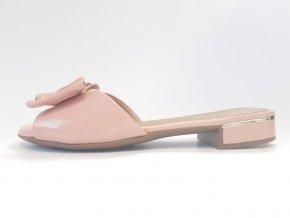 Piccadilly pantofle 558 007-29 růžové