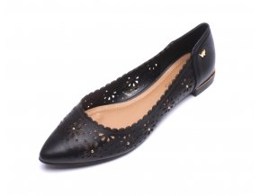 Bottero Verofatto dámské baleríny 6010703_3 černé