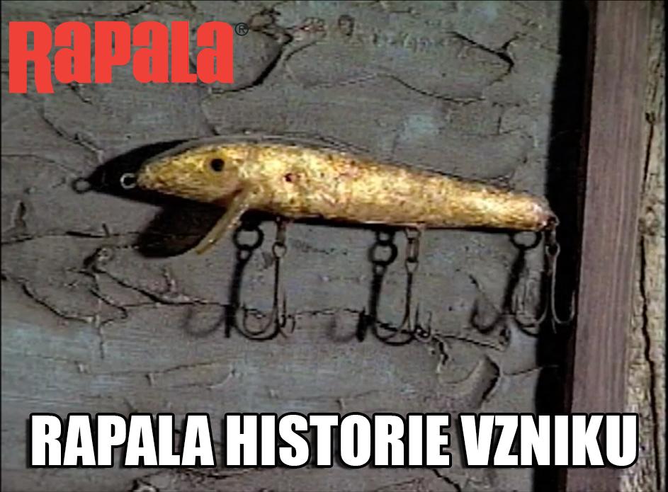 RAPALA! Historie Vzniku Světového Fenoménu