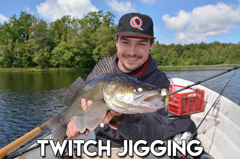 Je to jenom vhlavě?! aneb Rozdíl zvaný Twitch Jig, jenž změní vaše rybaření