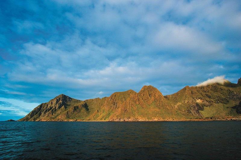Krásná příroda Lofoty – Norsko