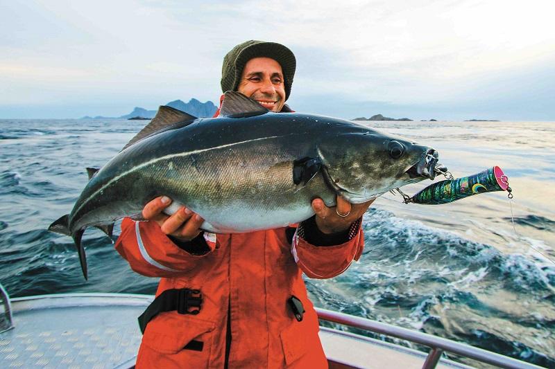 Rybaření na Lofotech