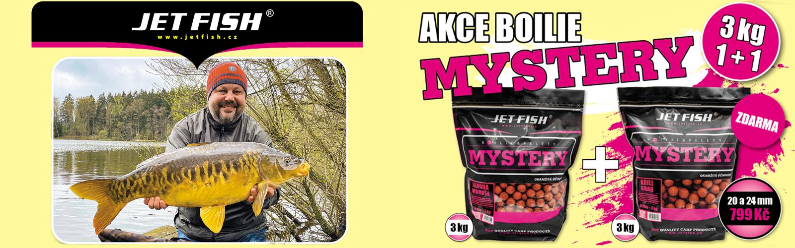 Akce Mystery 3+3kg zdarma!