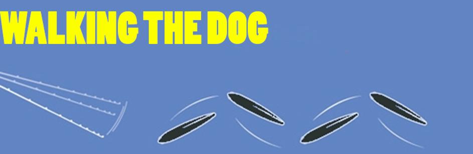 Walking the dog – styl vedení nástrahy