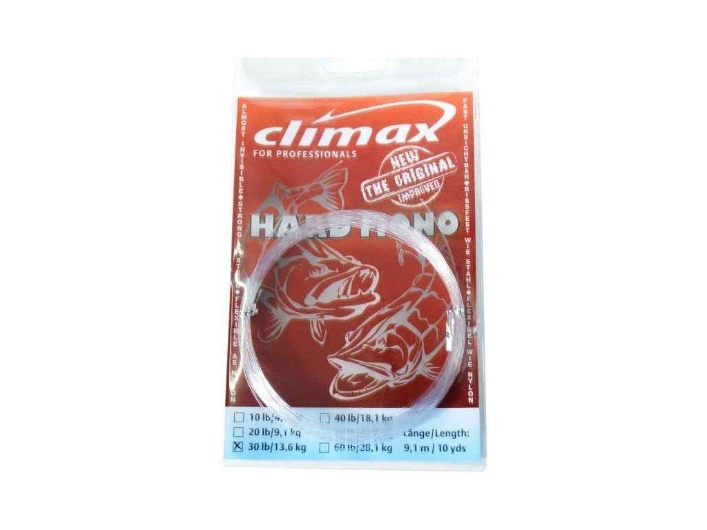 Climax Návazcový Vlasec Climax HARD MONO 9,1m 0,50mm 30lb