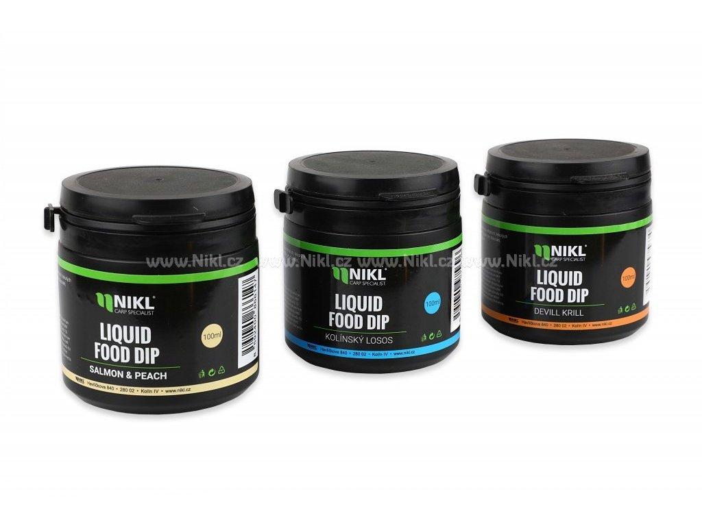 16898 2 nikl dip liquid food kill krill 100ml