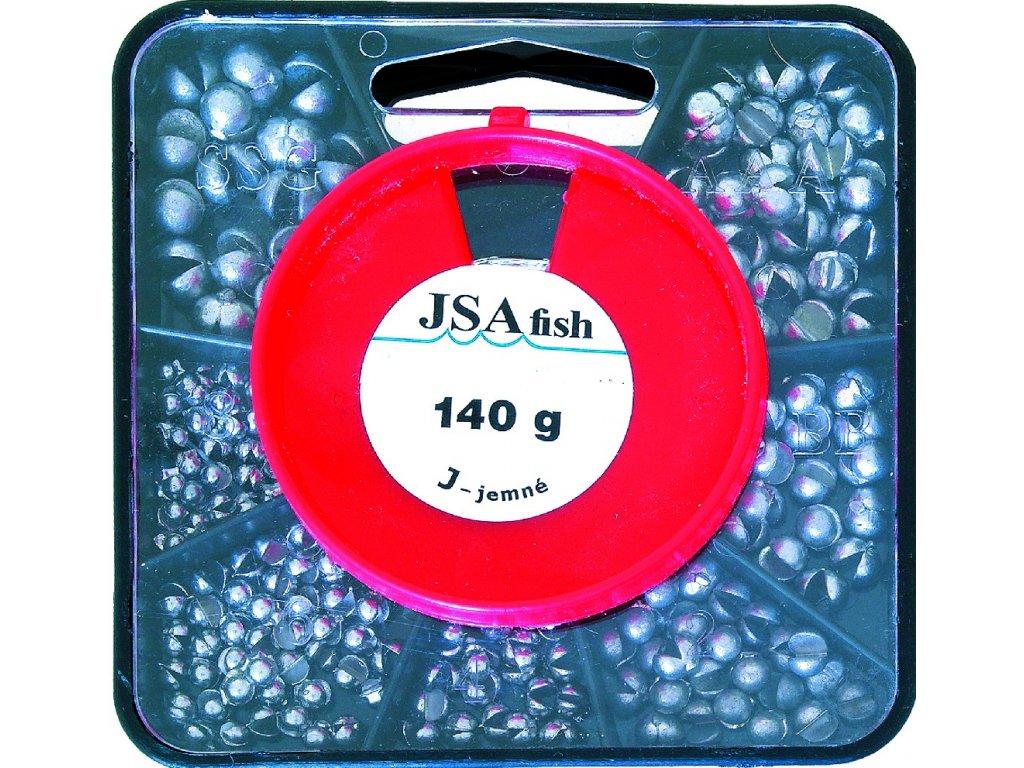 19745 jsa fish sada olovnenych broku 140g