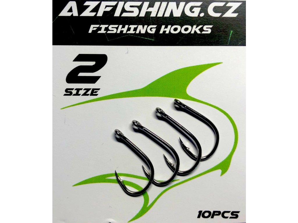 AzFishing Háčky Fishing Hooks