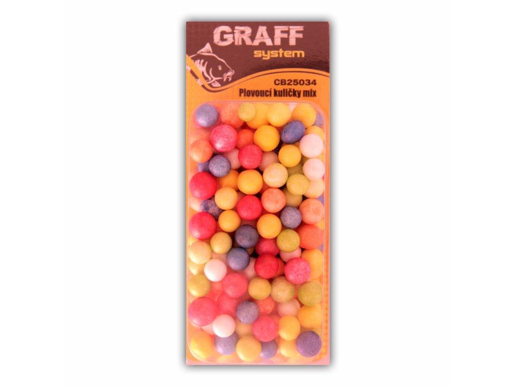 Graffishing Plovoucí Kuličky Mix