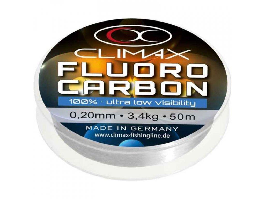 silon climax fluoro carbon 018mm 50m 26kg