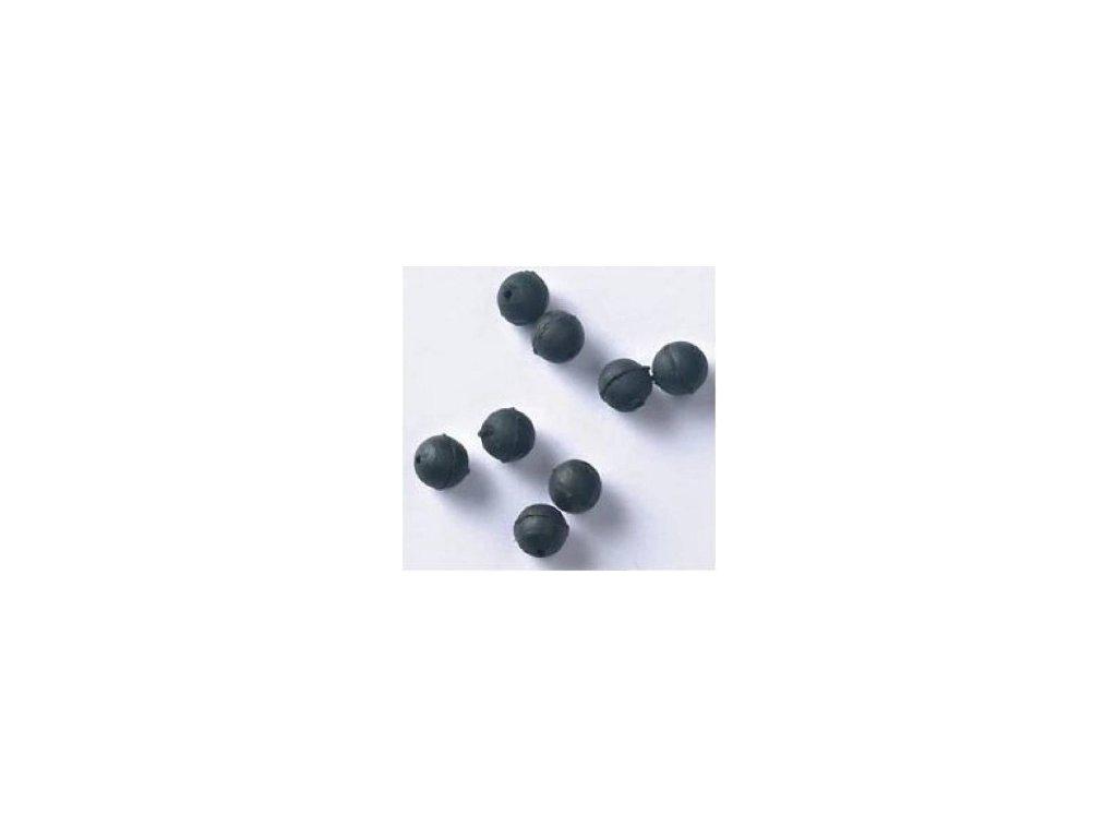 Graffishing Gumové kuličky vel. 4 černá 10ks
