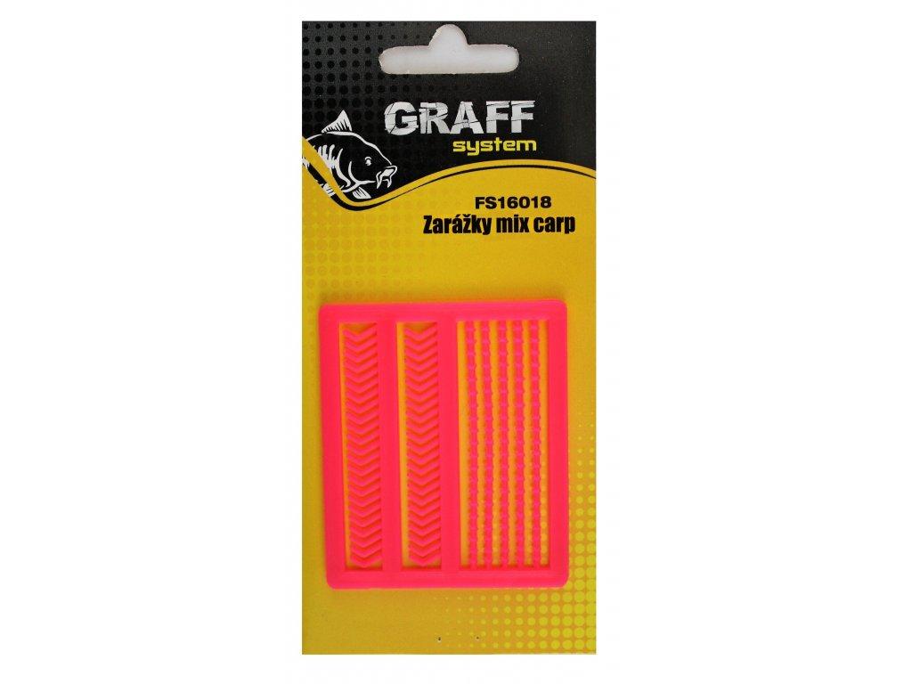 Graffishing Zarážky Mix Carp pink