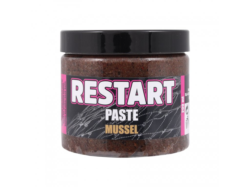 LK Baits Boilie Pasta - Mussel 200ml