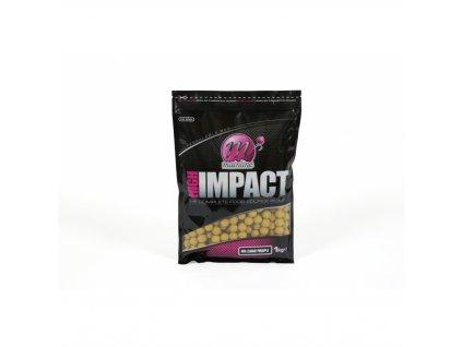 Mainline High Impact Boilie HL Pineapple 20mm 1kg
