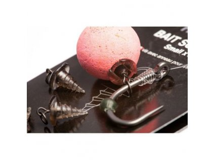 RidgeMonkey 5 Vrtáčky s kroužkem Hook Ring Bait Screws