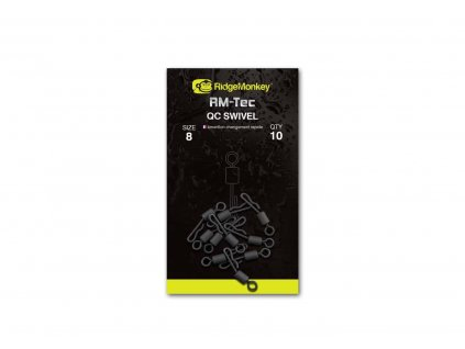 RidgeMonkey Klasický obratlík RidgeMonkey Swivel | 8