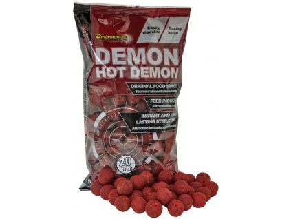 Starbaits Boilies Concept Hot Demon
